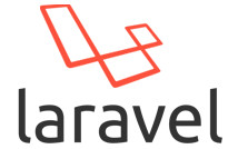 Laravel logo LinQhost